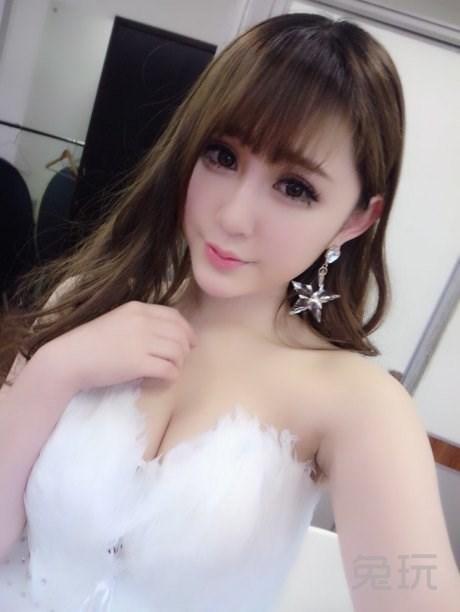 cf美女教官陈雨涵私房照片 cf美女教官照片(2)