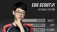 EDG出线三拿MVP 小学弟韩文台用中文感谢粉丝