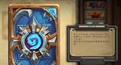 炉石传说电竞之星卡背发放 哀绿新卡背入手