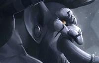 丨天火丨魔兽画作:纪念沃金大酋长作品