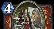 炉石传说战士新卡血蹄勇士 上古之神血蹄勇士简析