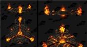 魔兽7.2新增模型预览:法师井盖坐骑加特效