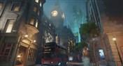 《守望先锋》战场地图介绍 国王街地图展示
