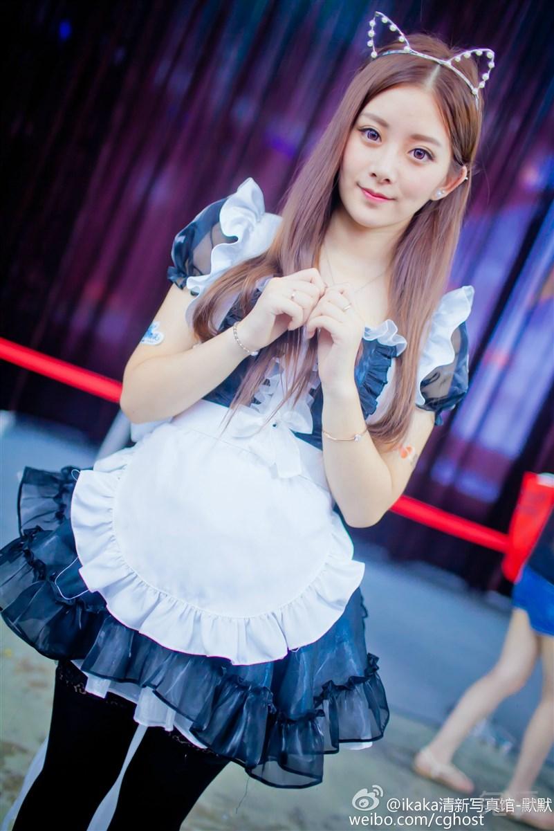 chinajoy可爱女仆(6)