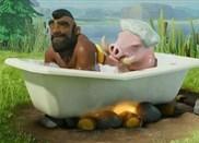【皇室战争卡组系列】 来尝尝野猪骑士泡的茶
