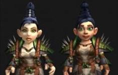 德拉诺之王新旧种族模型对比 小侏儒太萌了