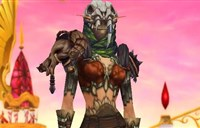 锁甲幻化:狂野精灵 暗影处的猎杀者