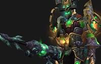 锁甲幻化:邪能猎手风格幻化改进版
