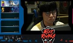 狮子战争! 亚洲对抗赛最强战回顾·WE篇
