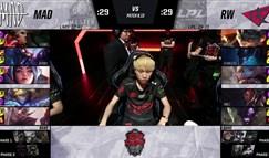 亚洲对抗赛:RW轻取MAD Mouse兰博接管比赛