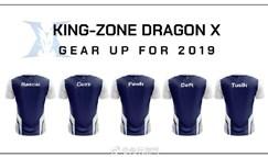 KZ宣布新赛季阵容:Deft、Pawn继续携手