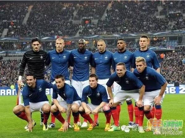 法国队阵容