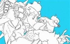 同人漫画:小美与狂鼠的日常#14 这期高能