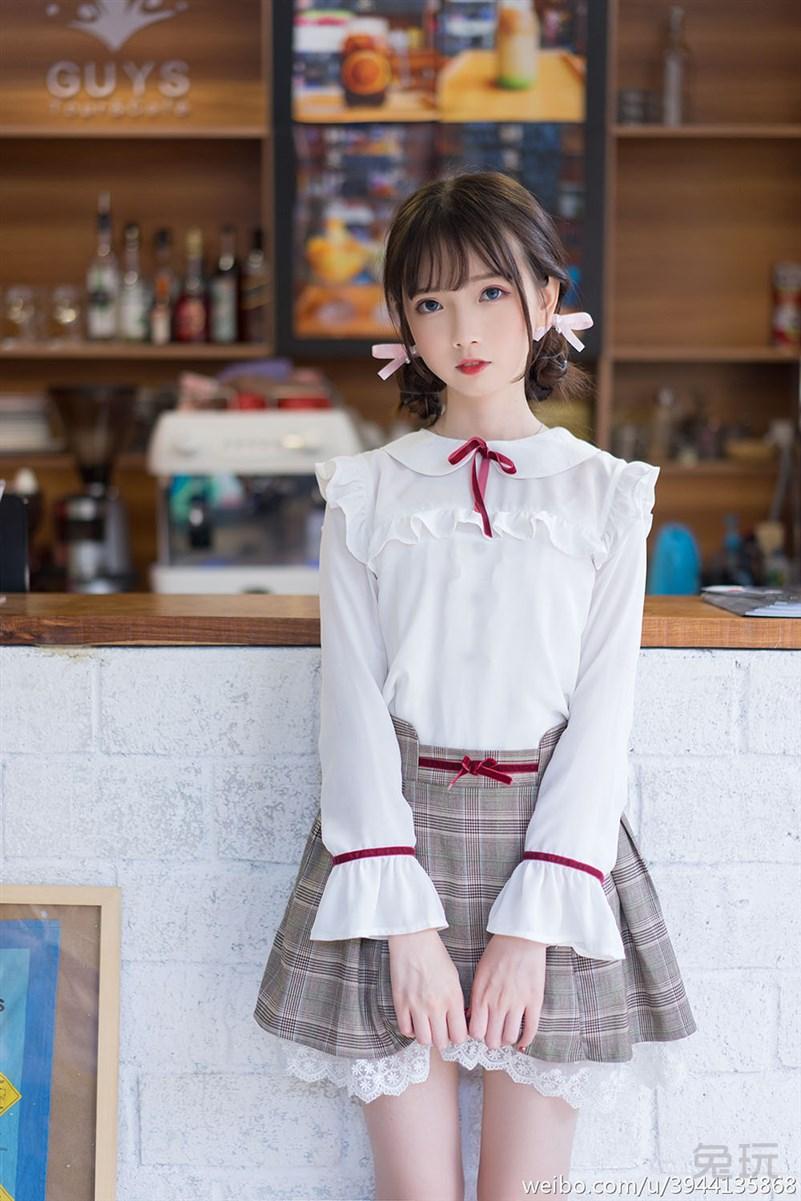 萌妹小圆脸雪雪(2)
