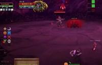 魔兽7.0测试服5人本H暗心灌木林DKT视角