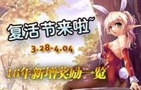 节日START!2016年魔兽6.2复活节成就一览