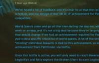 蓝贴:魔兽7.2版本探路者移除了军团突袭