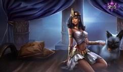 伊芙蕾雅解说:随缘Q豹女打野 和潘森斗智斗勇