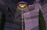 魔兽7.0探索:达拉然翻新路灯 可手动调控