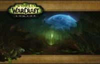 魔兽世界7.3版本阿古斯地图读取界面