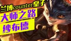 纱布德解说:FF大师之路01兰博counter皇子