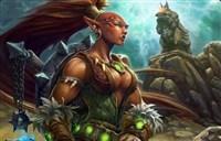 感人至深 盘点魔兽世界里兽人领袖的女人们