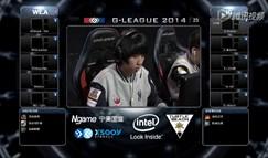 G联赛2014英雄联盟8进4:WE.A vs iG 回顾