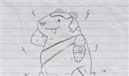 联盟三分半:被雷劈的熊人族领袖沃利贝尔