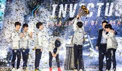 IG夺冠群访 Ning:我感觉大家都是MVP!