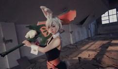 兔女郎锐雯:断剑重铸之日,骑士归来之时!