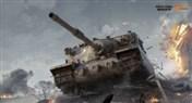 坦克世界超清游戏壁纸第一弹 逼真超清画面大放送