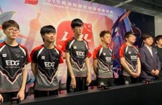 EDG赛后群访 JieJie:打好每场比赛就可以了