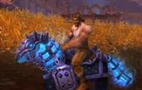 魔兽世界6.2.2补丁新坐骑冰封恶灵军马预览