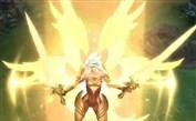 英雄新皮肤预告:天使姐妹花 凯尔&莫甘娜