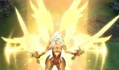 英雄重做预告:天使姐妹花 凯尔&莫甘娜