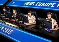 绝地求生欧洲职业联赛(PEL)首次采用曲面显示器