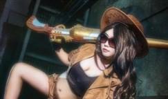 绝色警花致命追击 皮城女警COS颜值美如画