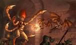 玩家英雄设计 黑暗流浪者艾丹:英雄之殇!