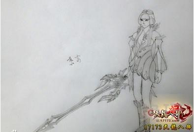 新天龙八部人物手绘 众门派经典角色分享
