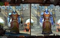 魔兽6.0德拉诺之王新旧模型对比:德莱尼篇