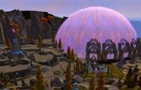 德拉诺探秘:Alpha测时期的塔拉多景色