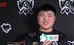 S8小组赛Day2 Uzi专访:对面BAN的ADC不够多