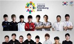 Faker领衔!亚运会韩国LOL战队名单公布