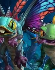 双胞胎姐弟:一模一样的小鱼人和光明之翼