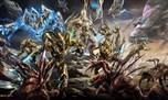 玩家原创星际虚空之遗 星灵携突击小队上镜