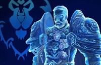 魔兽玩家绘画:为了联盟 海军上将泰勒之魂