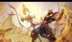 LOL5.17沙漠皇帝改动 沙皇阿兹尔最新出装