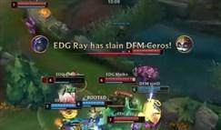 S8入围赛:EDG vs DFM英文台复盘中字Game1