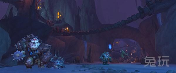 你必须赶在这头野兽被释放到至高 然后再直击地底之王.   乌拉罗格.