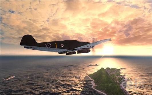 战机世界d系7级重型战斗机bf.109z数据介绍